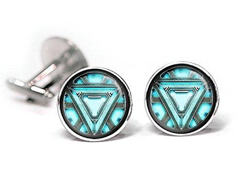 Reactor Cufflinks Jewelry Avengers Option product image