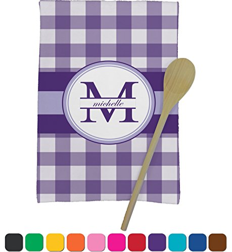 personalized kitchen towels - 1