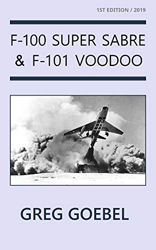 F-100 Super Sabre & F-101 Voodoo for sale  Delivered anywhere in USA