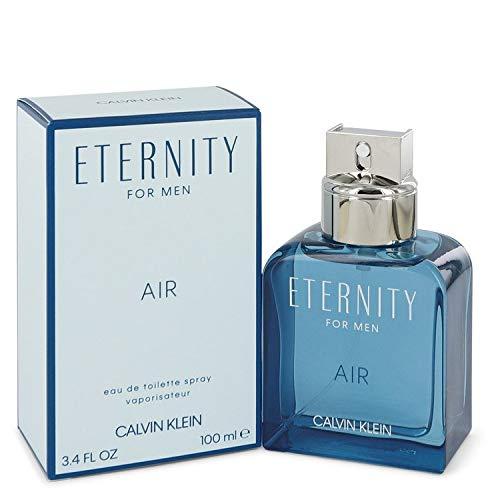 Eternity Air by Cálvíñ Kléíñ, 3.4 oz Eau De Toilette Spray for Men