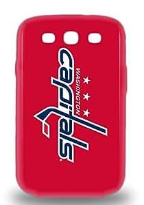 Galaxy S3 3D PC Case Bumper Tpu Skin Cover For NHL Washington Capitals Logo Accessories ( Custom Picture iPhone 6, iPhone 6 PLUS, iPhone 5, iPhone 5S, iPhone 5C, iPhone 4, iPhone 4S,Galaxy S6,Galaxy S5,Galaxy S4,Galaxy S3,Note 3,iPad Mini-Mini 2,iPad Air )