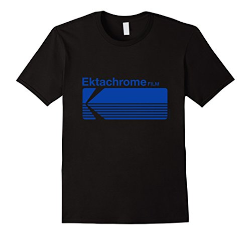 Brown Classic Logo T-shirt (Vintage EKTACHROME Film Logo T-Shirt)