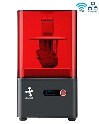NOVA3D Bene1 UV LCD 3D Printer 1.3 inches Working Status Display Screen 4.72