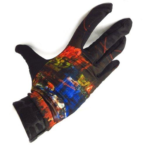 [リリーの宝 (Les Tresors De Lily)] (Cabaret コレクション) [K5746] 手袋 マルチカラー