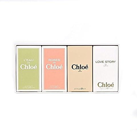 Parfums Chloe Les 4 Piece Gift (7,5 Ml Edt)