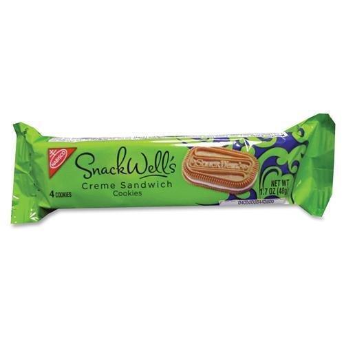 NFG068200 - Snackwells Vanilla Creme Sandwich Cookies