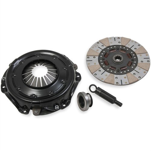 Hays 92-1002 Street 650 Clutch Kit 10.5 in. Dia. 10 Spline 1 1/8 in. Input Shaft 650 Max HP Rating Incl. Pressure Plate/Disc/Throwout Bearing/Alignment Tool Street 650 Clutch ()