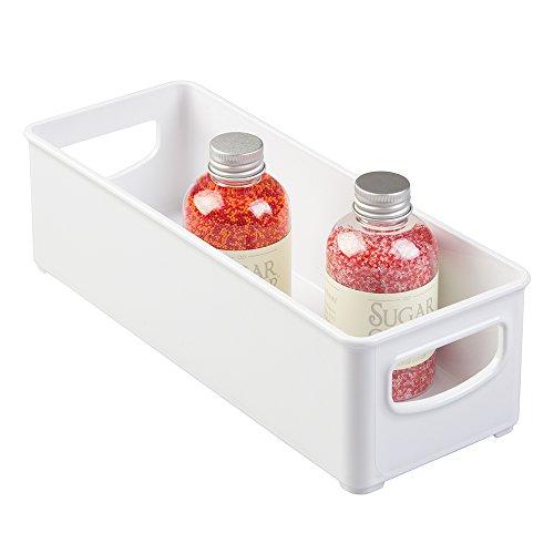 InterDesign Home Kitchen Organizer Bin for Pantry, Refrigerator, Freezer & Storage Cabinet- 10