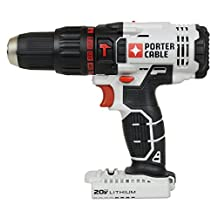 """Porter Cable PCC621 20V 1/2"""" Li-ion Hammer Drill - Tool Only"""