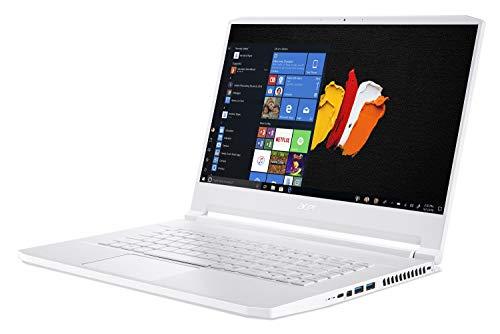 "ConceptD 7 CN715-71-70LR Creator Laptop, Intel i7-9750H, NVIDIA GeForce RTX 2060, RTX Studio, 15.6"" 4K Ultra HD IPS, 100% Adobe RGB Color Gamut, Pantone Validated, Delta E<2, 16GB DDR4, 1TB NVMe SSD"
