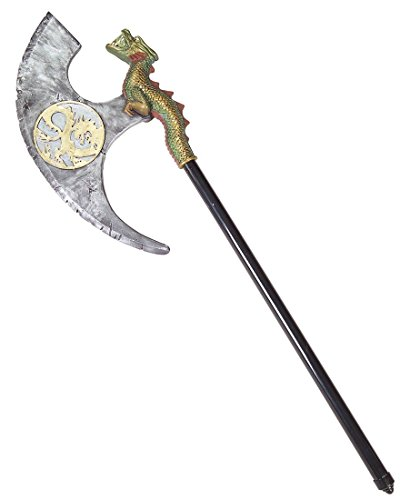 Dragon Battle Axe Costume