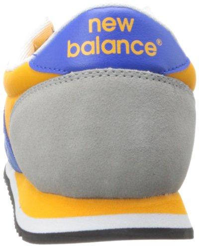 New Balance U420 D 14E 357161-60 Herren Sneaker Mehrfarbig (BYG BLUE/YELLOW 5)