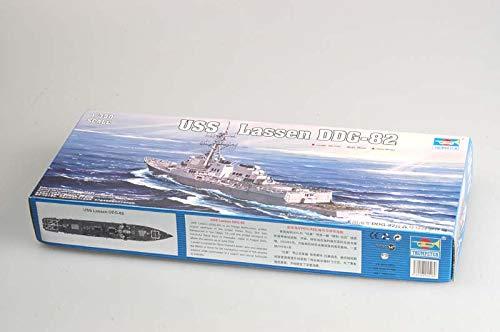 Trumpeter 1/350 Scale USS Lassen DDG82 Arleigh Burke Class Destroyer