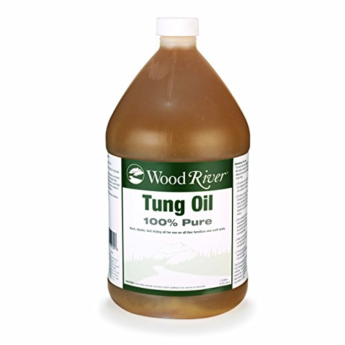 WoodRiver Pure Tung Oil Gallon