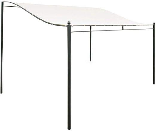 2.6x2.5m Techo Pérgola Lona 300D Reemplazo impermeable Cubierta ...