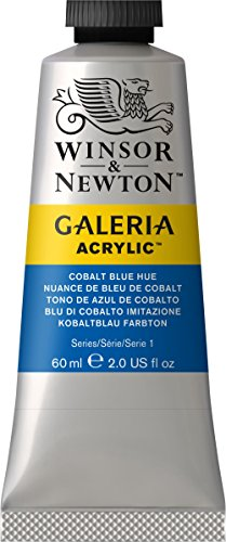 Galeria Acrylic Paint 60ml Tube Cobalt