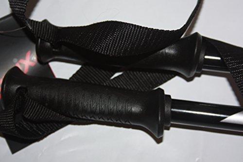 Swix 2015 black/silver Techlite alpine ski poles NEW