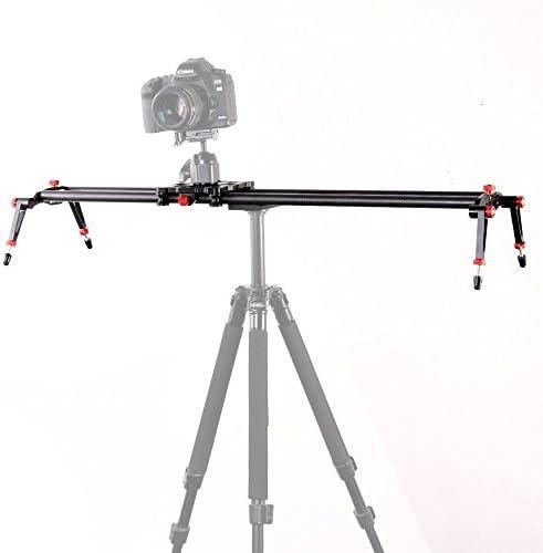 Fotga 81 3 Cm 80 Cm Pro Carbon Slider Kamera Dolly Kamera