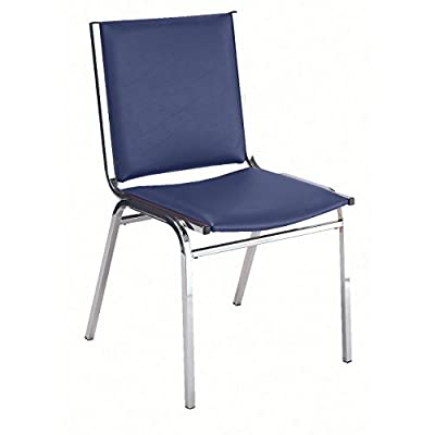 KFI Seating 410 Armless Stacking Chair