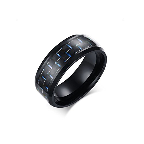 Zealmer Titanium Engagement Wedding Comfort