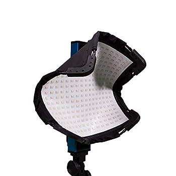 Image of Dracast Yoga Bi-Color LED500 Flexible Panel, Black (DRYGFL500B) Blocks
