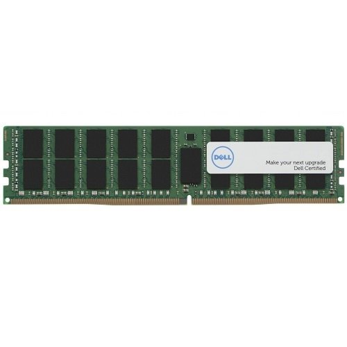 Dell 16GB Certified Memory Module - 2RX8 DDR4 UDIMM 2400MHZ ECC - 16 GB - DDR4 SDRAM - 2400 MHz DDR4-2400/PC4-19200 - 1.20 V - ECC - Unbuffered - 288-pin - DIMM