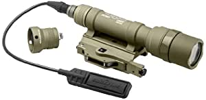 SureFire M620 Ultra Scout Ultra-High Output LED Weapon Light, Tan