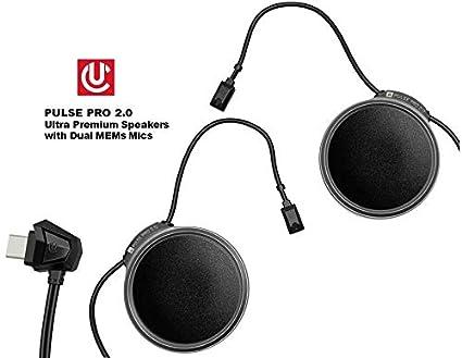 Amazon com: Uclear Uclear Pulse Pro 2 0 Premium Speaker/Mic Kit