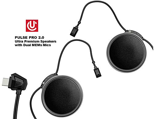 Uclear Uclear Pulse Pro 2.0 Premium Speaker//Mic Kit Motion Series