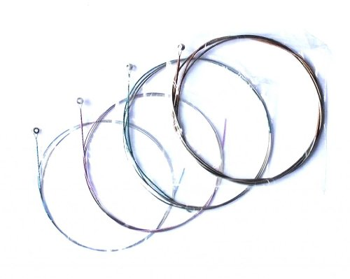 Generic 4/4 Extra 1st A Cello Strings Set Steel Core Aluminium Wound