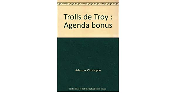 trolls de Troy t.1: 9782302012134: Amazon.com: Books