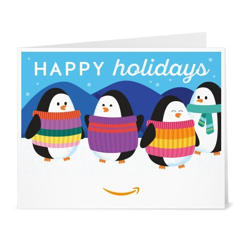 Amazon Gift Card - Print - Holiday Warmth