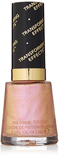 Revlon Transforming Effects Top Coat, Pink Glaze