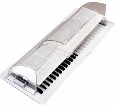 Heating Vent Filter (Air Deflector With Filter)