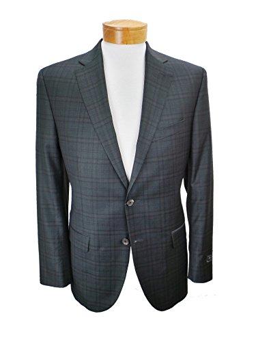 Jack-Victor-Conway-SPJ-Dark-Olive-Plaid-Sport-Coat