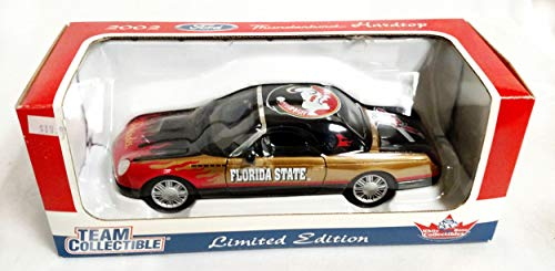 Florida State Seminoles 2002 Ford Thunderbird Limited Edition Die Cast Collectible