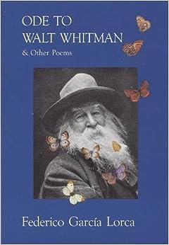 Ode to Walt Whitman