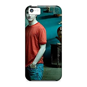 Durable Harry Potter Actors Daniel Radcliffe Back Cases/covers For Iphone 5c