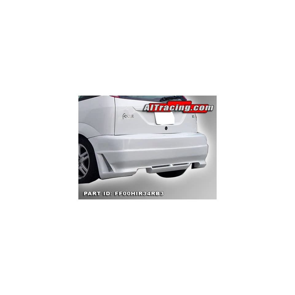 Ford Focus 00 01 Exterior Parts   Body Kits AIT Racing   AIT Rear Bumpers Exterior Parts   Body Kits AIT Racing   AIT Rear Bumpers