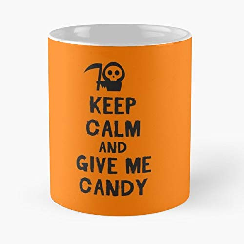 Candy Demon Halloween Movie - Coffee Mugs Best Gift For Father Day ()