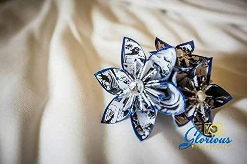 Amazon Paper Flower Boutonniere You Choose The Type Of Paper