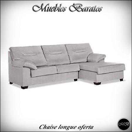 Sofas chaise longue para salon sofa chaiselongue cheslong ...