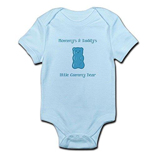 CafePress Mommy's & Daddy's Little Gumm - Cute Infant Bodysuit Baby (Gummy Bear Suit)