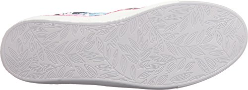 Lilly Pulitzer Womens Julie Sneaker High Tide Navy Tropicolada