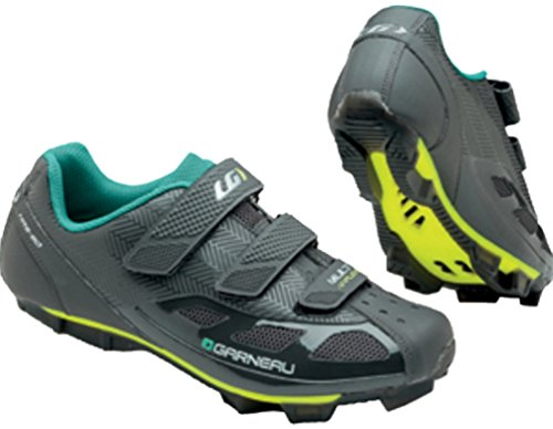 Louis Garneau - Women's Multi Air Flex Bike Shoes, Asphalt, 40