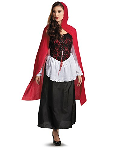 Little Red Riding Hood Adult Costume -