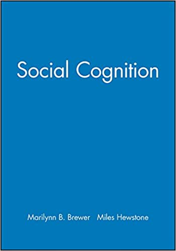 Book Social Cognition (Perspectives on Social Psychology)