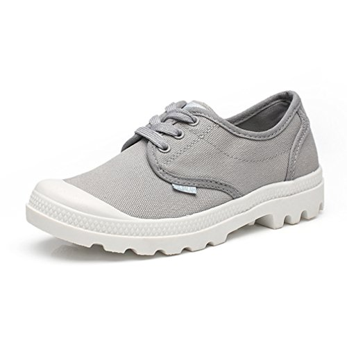 Mujer Mujer JRenok Zapatillas JRenok gris Zapatillas gris JRenok Zapatillas xqPt0B
