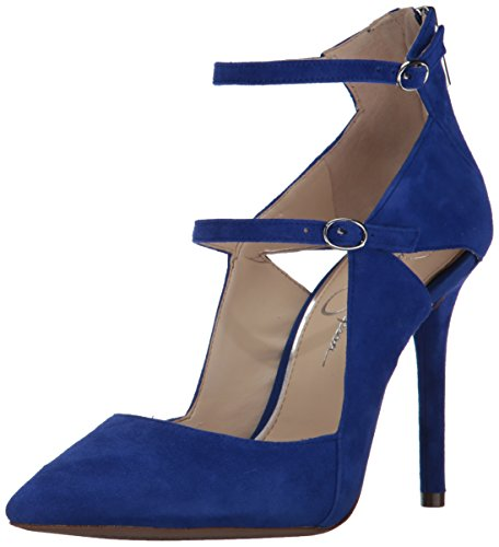 Jessica Simpson Women's Liviana Pump Blue Violet cheap 2014 newest pictures for sale cheap price wholesale price nE5kOydClg