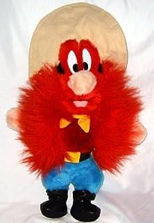 17 looney tunes yosemite sam plush by ace - Yosemite Sam Halloween Costume